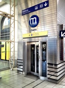 L'état de fonctionnement de l'ascenseur du métro : une donnée ouverte