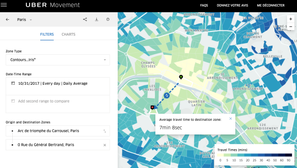 J Ai Teste Les Donnees Ouvertes D Uber Et Airbnb En France